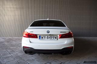 BMW M550i 2017