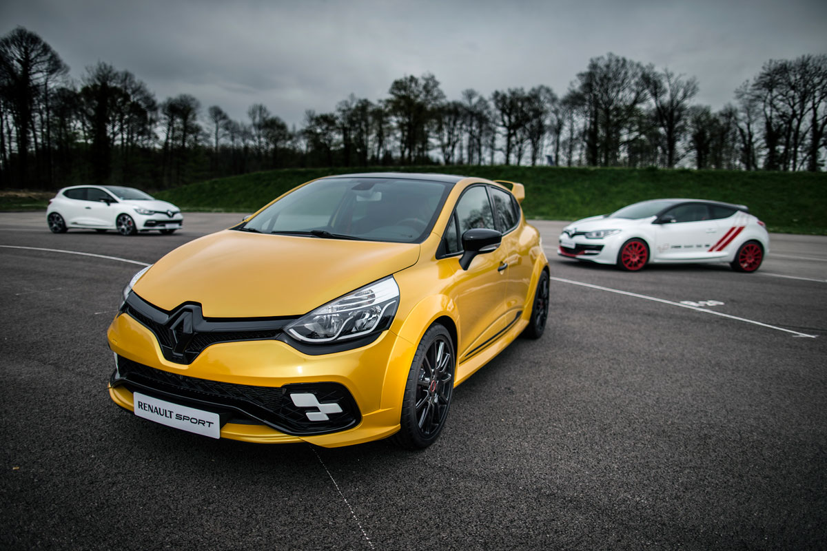 Renault clio rs 16