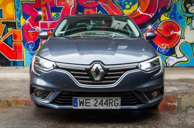 Renault Megane GrandCoupe 2017